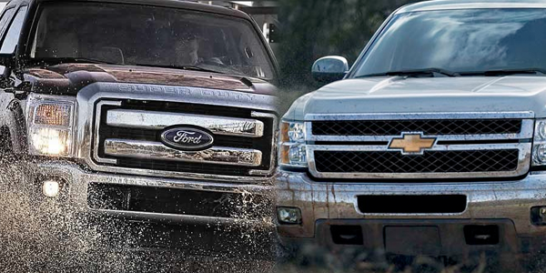 «Ford» VS «General Motors», or the pioneers of outsourcing